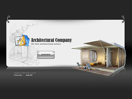 Architectural co. - Easy flash templates