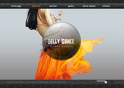 Belly Dance - Easy flash templates