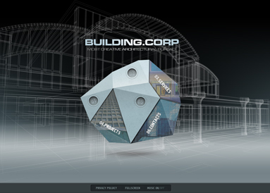 Building Company - Easy flash templates