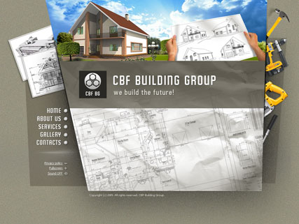 Building group - Easy flash templates
