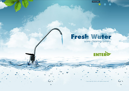 Clean Water - Easy flash templates