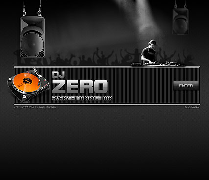DJ Zero - Easy flash templates