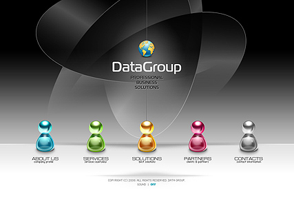 Data Group - Easy flash templates