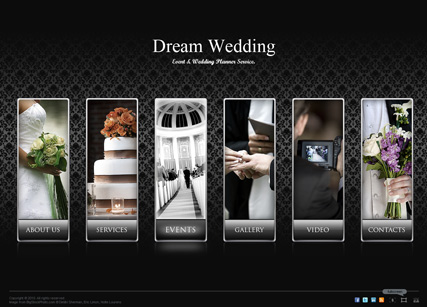 Dream Wedding - PhotoVideoAdmin