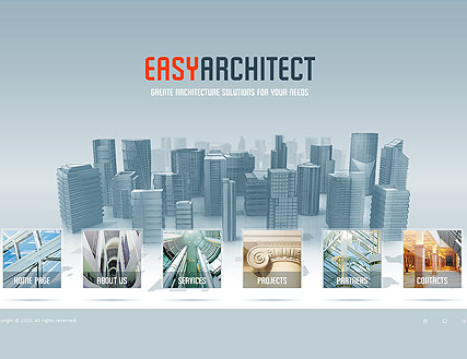 Easy Architect - Easy flash templates