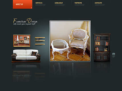 Furniture dynamic - Easy flash templates