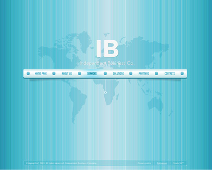 IB Business co. - Easy flash templates