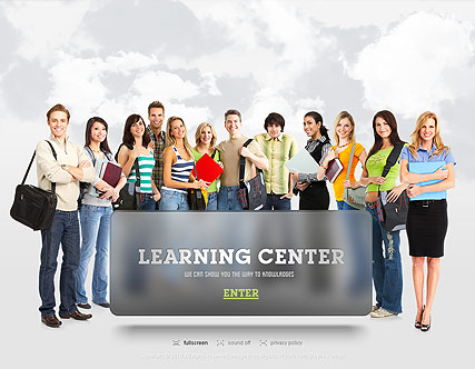 Learning Center - Easy flash templates