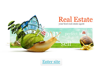 Real Estate - Easy flash templates
