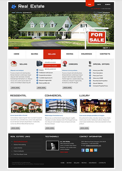 HTML5 Templates, html5 website templates