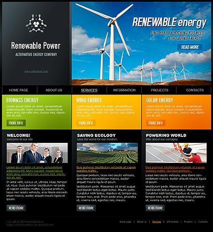 Website Dreamweaver Templates Free Dreamweaver Business