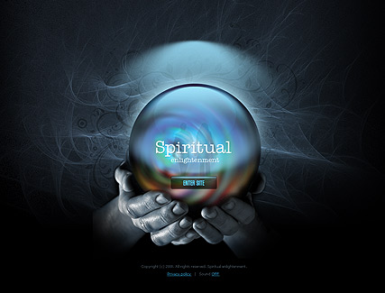 Spiritual - Easy flash templates