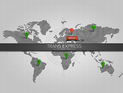 Trans Express - Easy flash templates