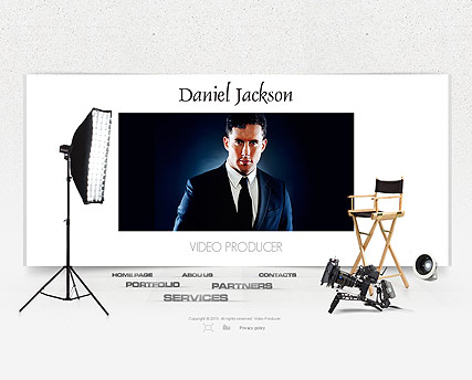 Video Producer - VideoAdmin flash templates
