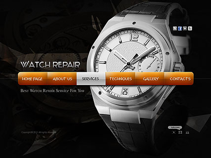 Watch Repair - Easy flash templates