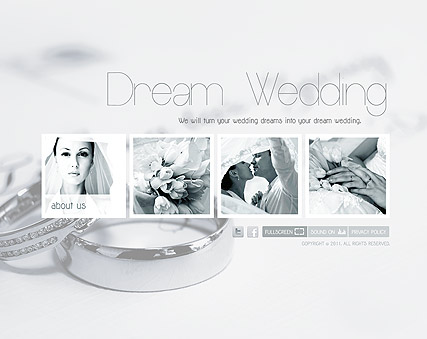 Wedding Planner - Easy flash templates